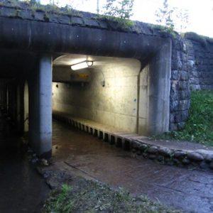 北海道札幌市【精進川トンネル】