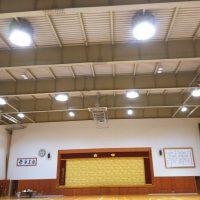 千葉県高校の体育館LED化