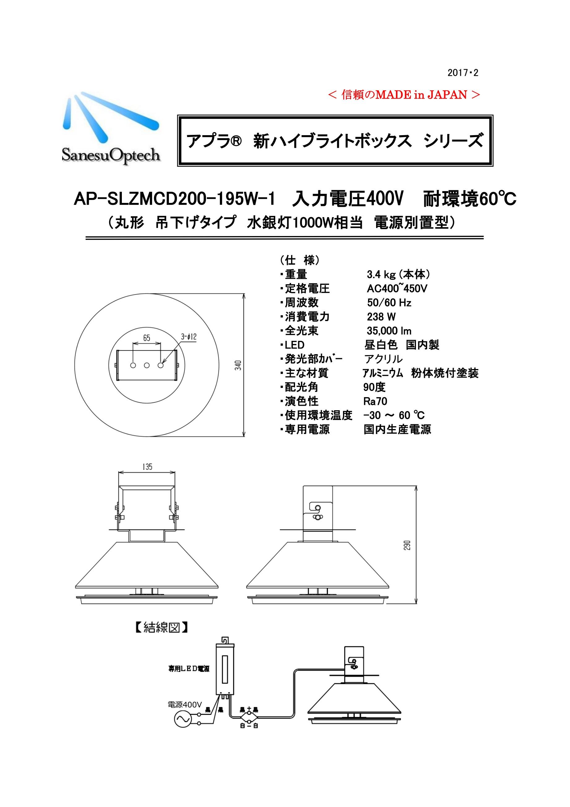 AP-SLZMCD200-195W-1
