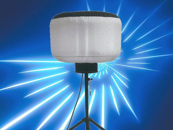 バルーン型LED照明