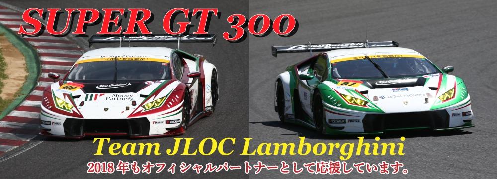 TeamJLOCオフィシャルパートナー